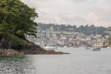 Dartmouth from the Castle ferry