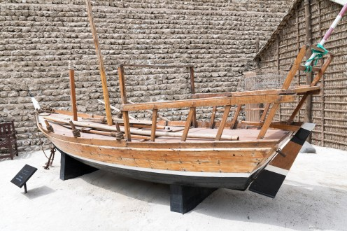 An old boat
