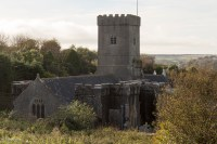East Portlemouth church