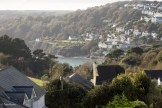 Salcombe from across the estuary