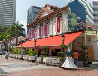 Restaurant in Kampong Glam
