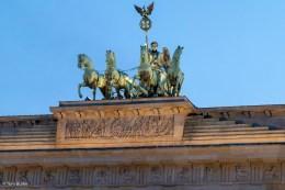 The Quadriga, Brandenburg Gate
