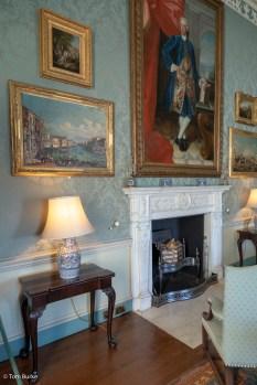 Inside Culzean Castle
