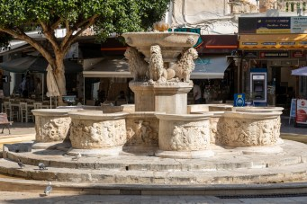 The Morosini fountain