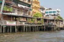 Traditional riverside