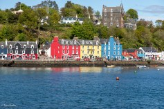 The classic Tobermory image
