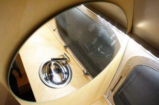 Airstream Handwaschbecken