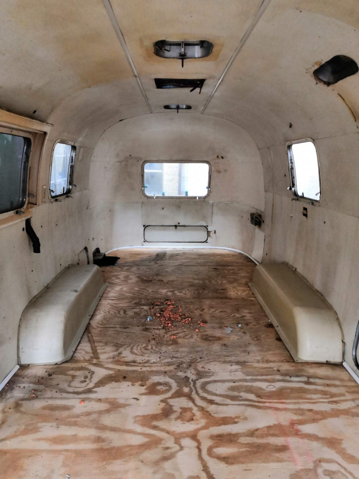 Airstream for sale - Overlander 1972 Innen Verkauf 2