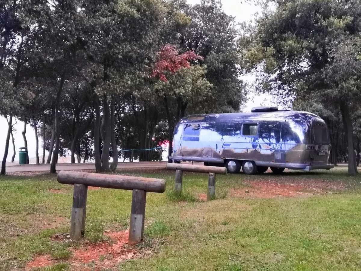 Airstream Mobile Lounge Mieten Vermietung LightHouse Festival