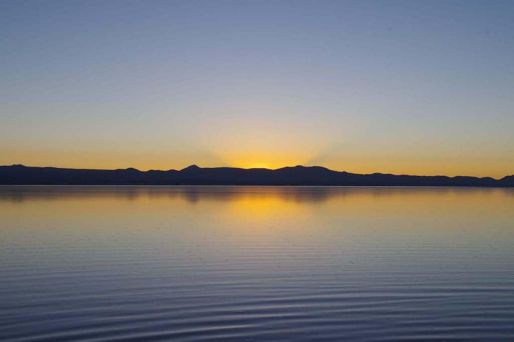 海外のインスタ映えスポットウユニ塩湖