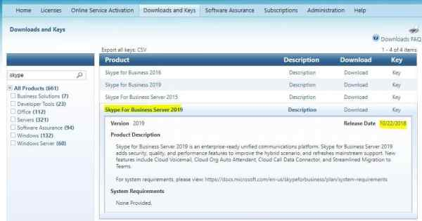 download skype for business 2016
