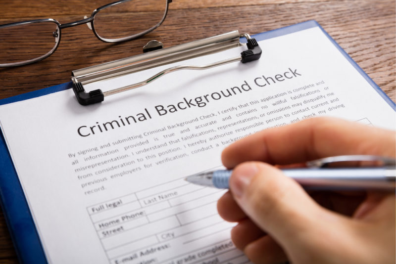 Background Checks Read The Fine Print Tom The Lawyer