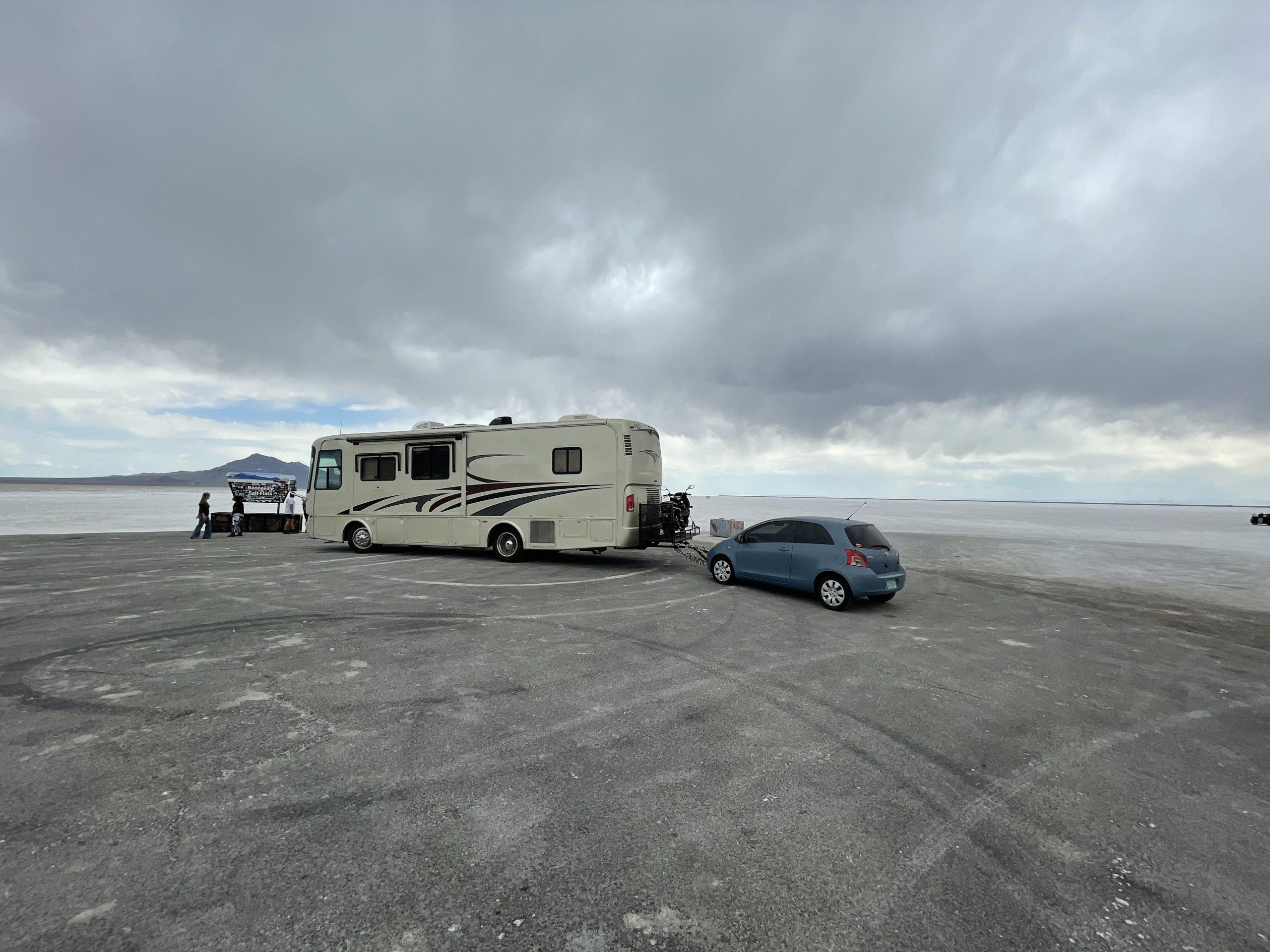 Bonneville Salt Flats Speedway