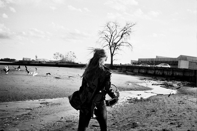 Chloe Saavedra Tom Tom Magazine Girl Drummer Interview Smoosh Diane Russo