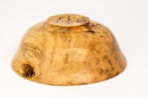 Bottom of Copper Beech Broken Bowl