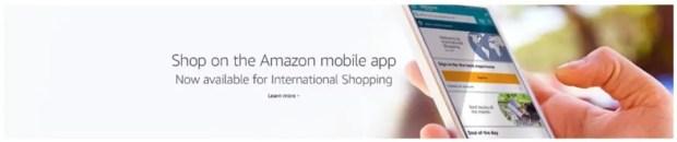 amazon global eligible