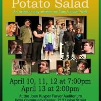 Ham Buns & Potato Salad