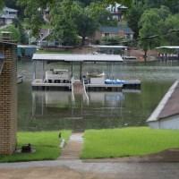 Flood Waters Rising at Lake of the Ozarks