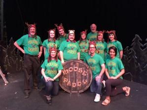 Moose Paddy Crew