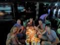 Trouw-Dineetje M&M in hartje Yangon