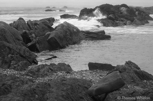 Point Lobos, Southern Shore