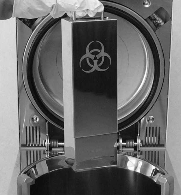Proper Sterilization and Disposal of Biohazardous Waste in Coronavirus (COVID-19) Research and Testing
