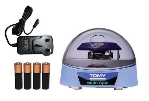 Tomy Multi Spin Centrifuge - battery operated