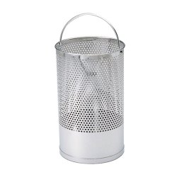 TOMY Fast Lab Autoclave SX-Series Stainless Long Basket