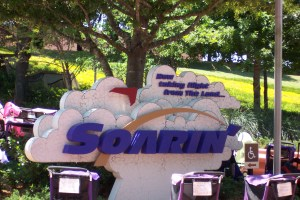 Soarin' Sign - Epcot