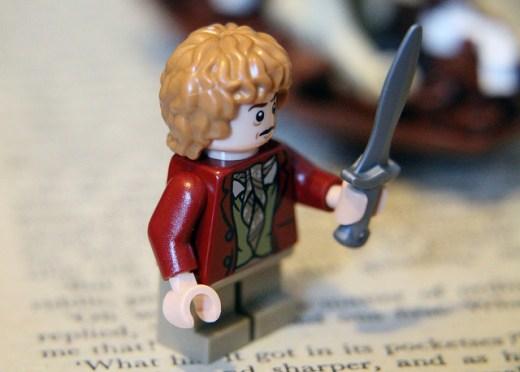 LEGO Hobbit by Kyla Duhamel