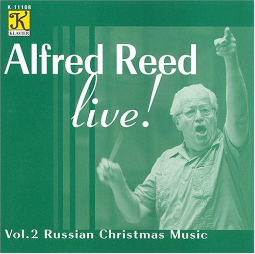 Alfred Reed Volume 2 cover art
