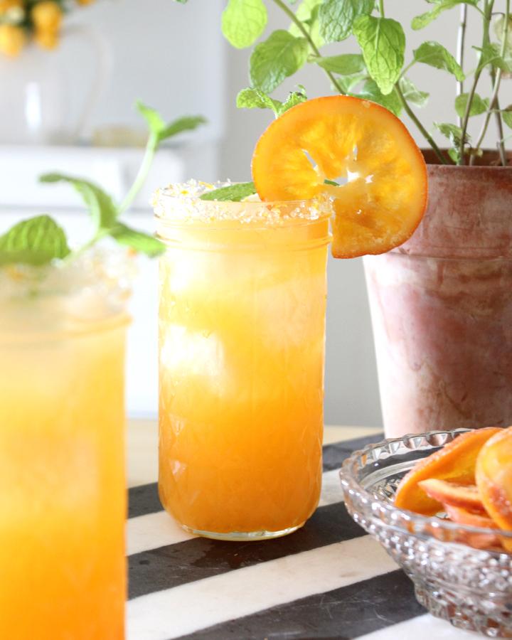 Cocktails: Winter Citrus Pick-Me-Up