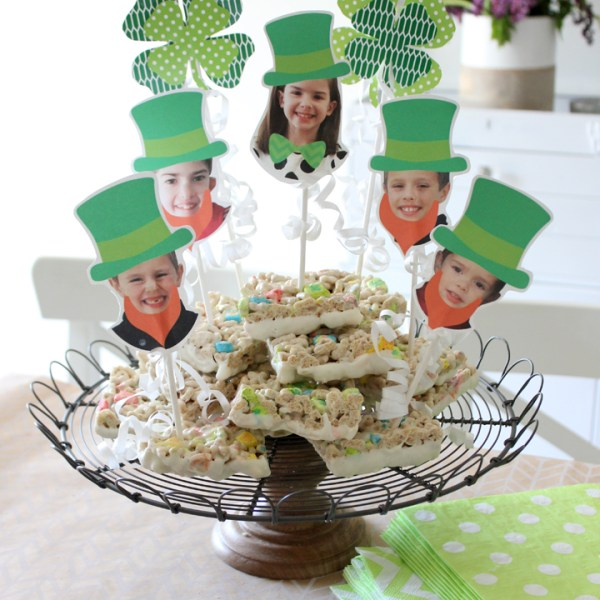 Magically Delicious St. Patrick's Day | Tonality Designs