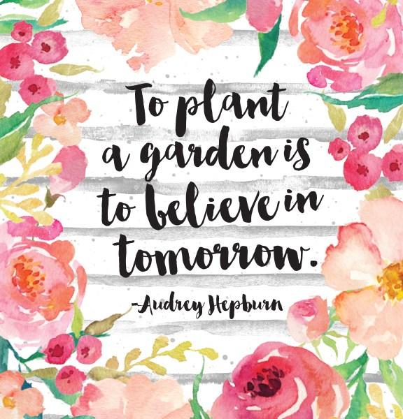 FREE Believe in Tomorrow Printable   Tonality Designs