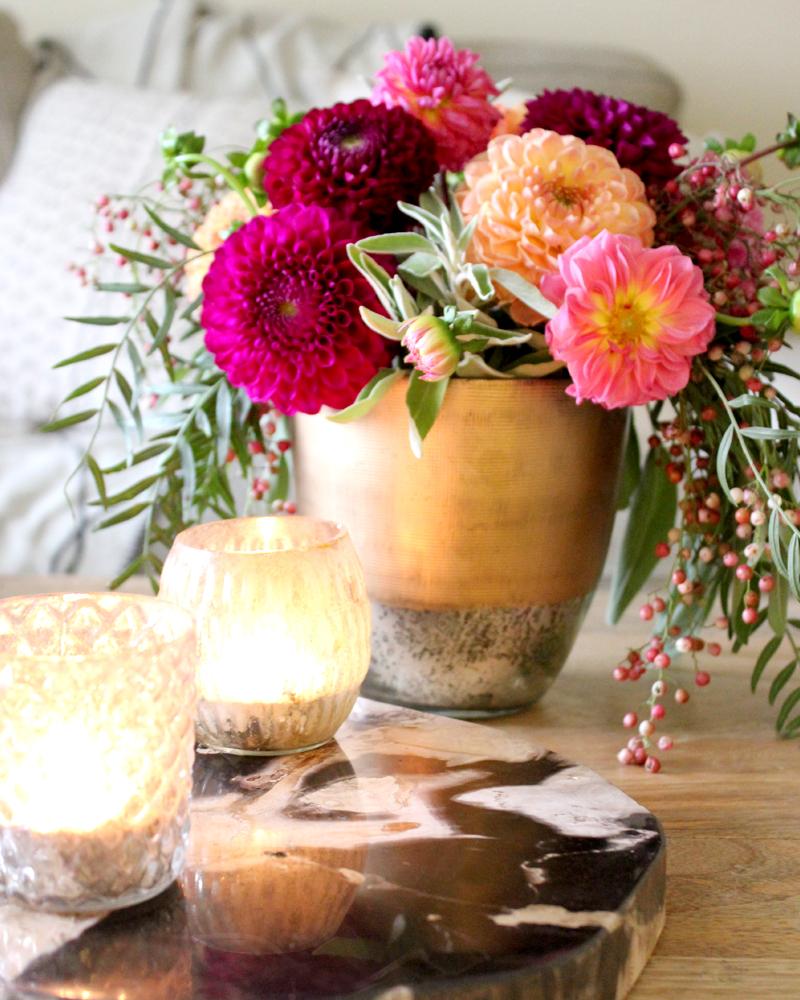 10 Easy Fall Floral Arrangement Ideas - Tonality Designs