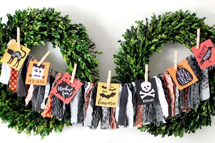 Halloween Printable Tags