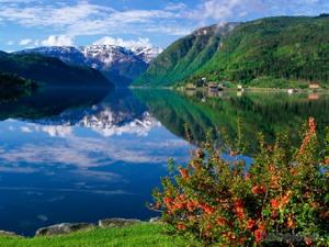 Norvegijos fjordai