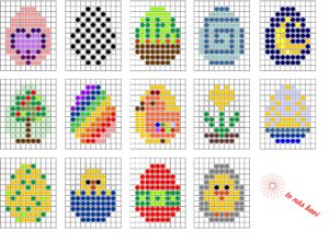 Easter Beads patterns1