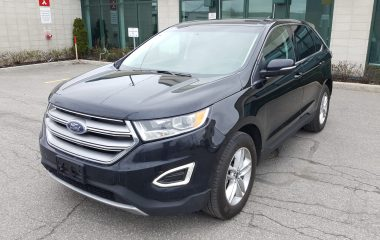 Ford Edge SEL AWD 2016 – Push to start – Mags – Caméra – 4cl 2l turbo