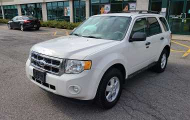 Ford Escape 2012 4Cl – Cruise – Mags