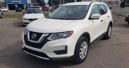 Nissan Rogue 2017 S – Cruise – Bluetooth – Garantie Nissan jusqu'en Mai 2022