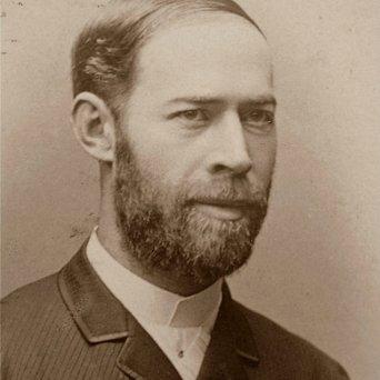Heinich Hertz (Bildquelle: wikipedia.de)