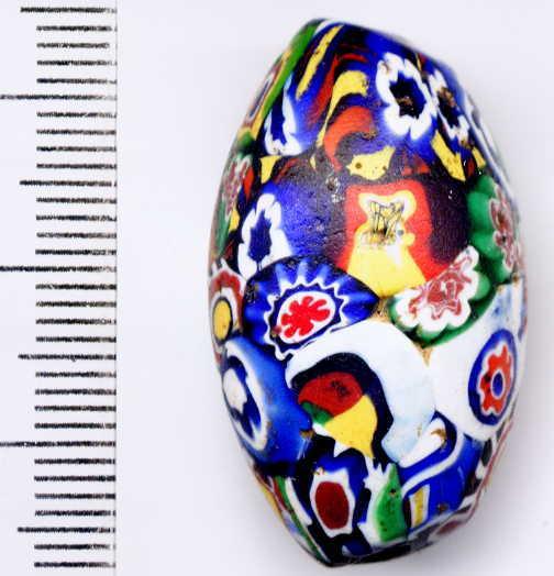 大粒卵形ミルフィオーリ