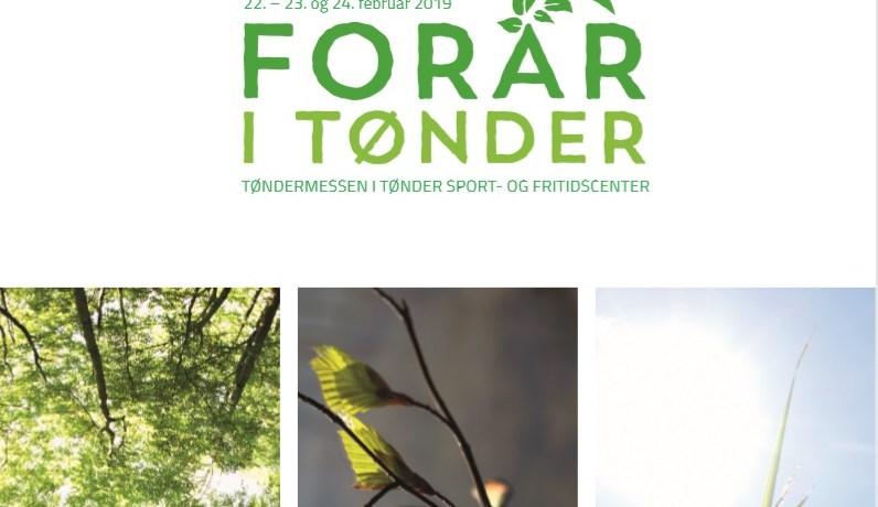Forårsmessen i Tønder 2019 – Vi er godt på vej