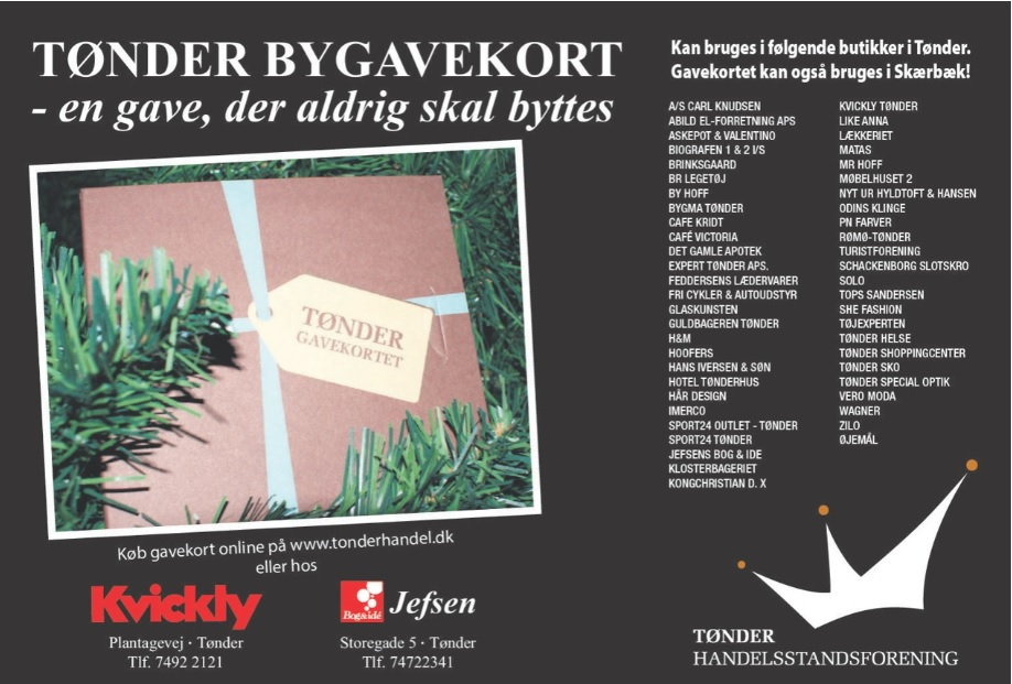 tønder biograf program