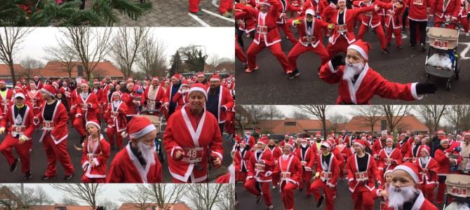 SE VIDEO – Julebyen Tønder: Running Santas – Julemandsløbet 2018