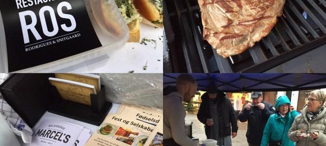 SE VIDEO/FOTOS – Julebyen Tønder: – Vi kommer fra Grindsted…