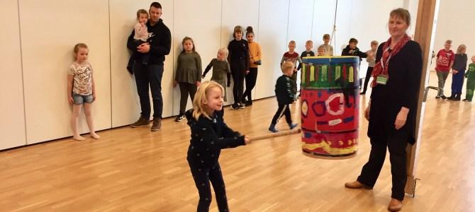 Forårsmesse i Tønder: Der er også tænkt på børnene