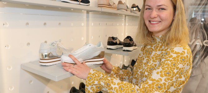 Ny hos Hoofers på gågaden: – Jeg er vild med sko