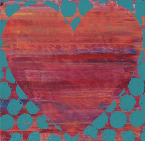 Op Heart Painting